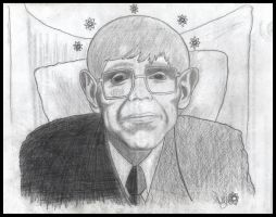 Stephen Hawkins by Pascalism