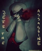 Jeff The Assassine by PaperZombex