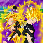 Collab Tournament Z Entry by LilRwar