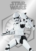Star Wars VII: The Force Awakens TR-8R by tremor209