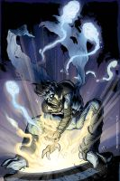 Soul Reaver :: Cover, color version by VTomi