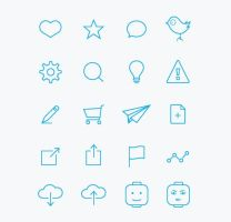 Bollhavet Free Outline Icons – Available in AI,  by freebiespsd