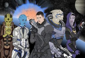 mass effect by l-gray-l