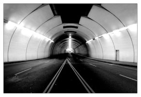 2nd street tunnel by da5id2112