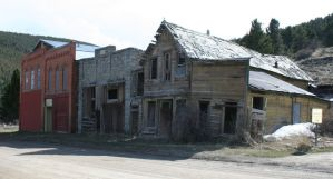 Marysville Ghost Town 1 by Falln-Stock