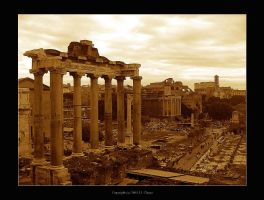 Forum Romana by Docca