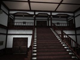Silent Hill 2 Lake View Hotel by ParRafahell