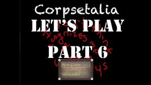 LP corpsetalia part 6 (BAD ENDING) by chi171812