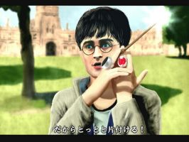 Wizard Potter Henshin XP LOLLLL FAIL by XMarcoXfansubs