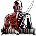 Shadow Warrior by tdc-raven