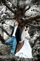 Pre. Wedding Photography 34 by YongAng