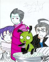 Invador Zim randomness by TaPloAlBoReMiXxz