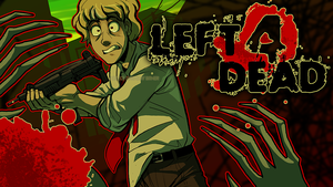 SSoHPKC Title Card - Left 4 Dead by IntroducingEmy