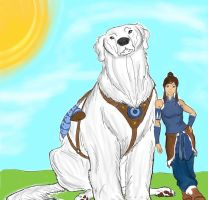 The Legend of Korra by gavinthebearded