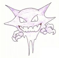 Haunter by Cypher7523