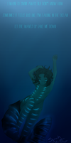 Maybe then I could learn to swim by Zanyzarah