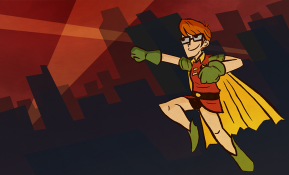 Carrie Kelly by seph-hunter