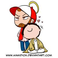 I wuv You by KamiDiox