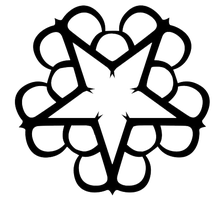Black Veil Brides ~ Logo #2 (PNG) by LightsInAugust