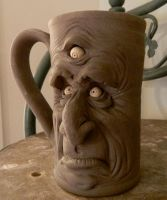 Third Eye Mug- WIP by thebigduluth