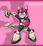 MEGAMAID by Redflare500
