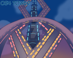 054 - Tower by Kamira-Exe