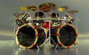 Drumkit HDRI wallpaper by dhixxx