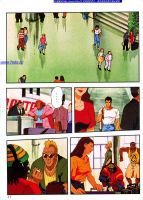 Street Fighter II V - The Animated Comic3 by DIGITALWIDERESOURCE