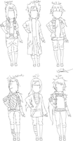Naruto Generations: Fathers by Nara-Usagi