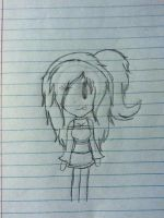 A Picture I drew in Class .u. by oOHeartlessMiseryOo