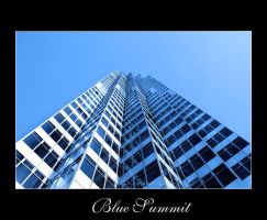 Blue Summit by LethalVirus