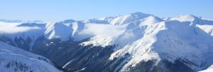 Tatry - panoramic view by psychodelic-candy