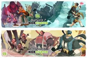 Bastion's 7 Kickstarter is now live! by cheeks-74