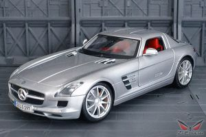 Mercedes-Benz SLS AMG by ZaEmpera