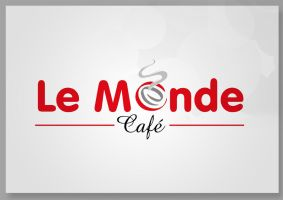 Le monde cafe by maroo3