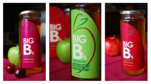 Big B's Package Re-Design by 3-Designs