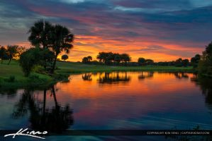 Jupiter-Florida-Abacoa-Golf-Course by CaptainKimo