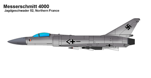 Me-4000 Interceptor by PaintFan08