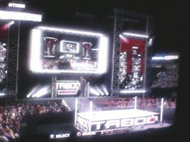 WCW Rumble Roses: Taboo Tuesday Arena by TheRumbleRoseNetwork