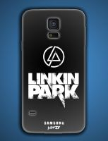 Samsung Galaxy S5 Linkin Park Back Cover by jawzf