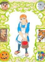 Dorothy of Oz by Sketchman147