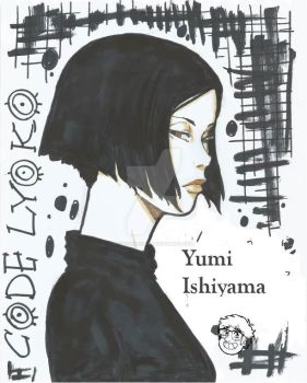 Yumi Ishiyama by spookylolly