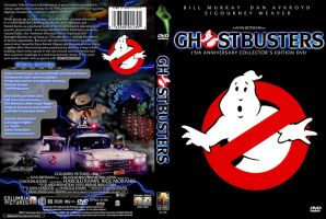 Ghostbusters DVD Cover B by YoshioKun13