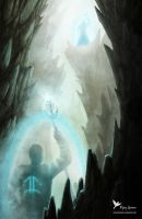 Teleportation - Portal Mage by TheFlyingSparrow