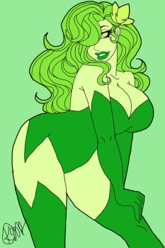 Green with Envy by VerdantMistress