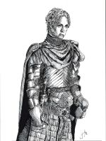 Brienne: The Maid of Tarth by thewalkingman