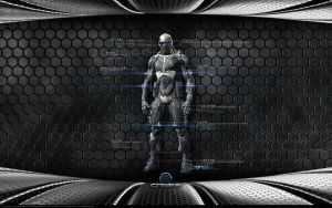 Crysis Wallpaper 13 1290x1200 by 2sic