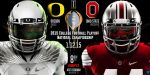 2015 College Football Championship by YaDig