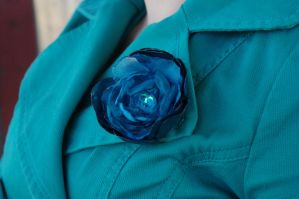 Blue Rose by eat-you-alive