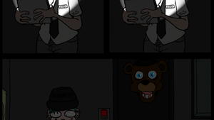 Not Ready 4 Freddy (page 1) by flammingcorn